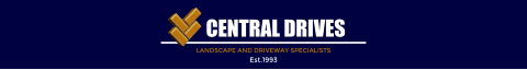 CENTRAL DRIVES Est.1993 LANDSCAPE AND DRIVEWAY SPECIALISTS